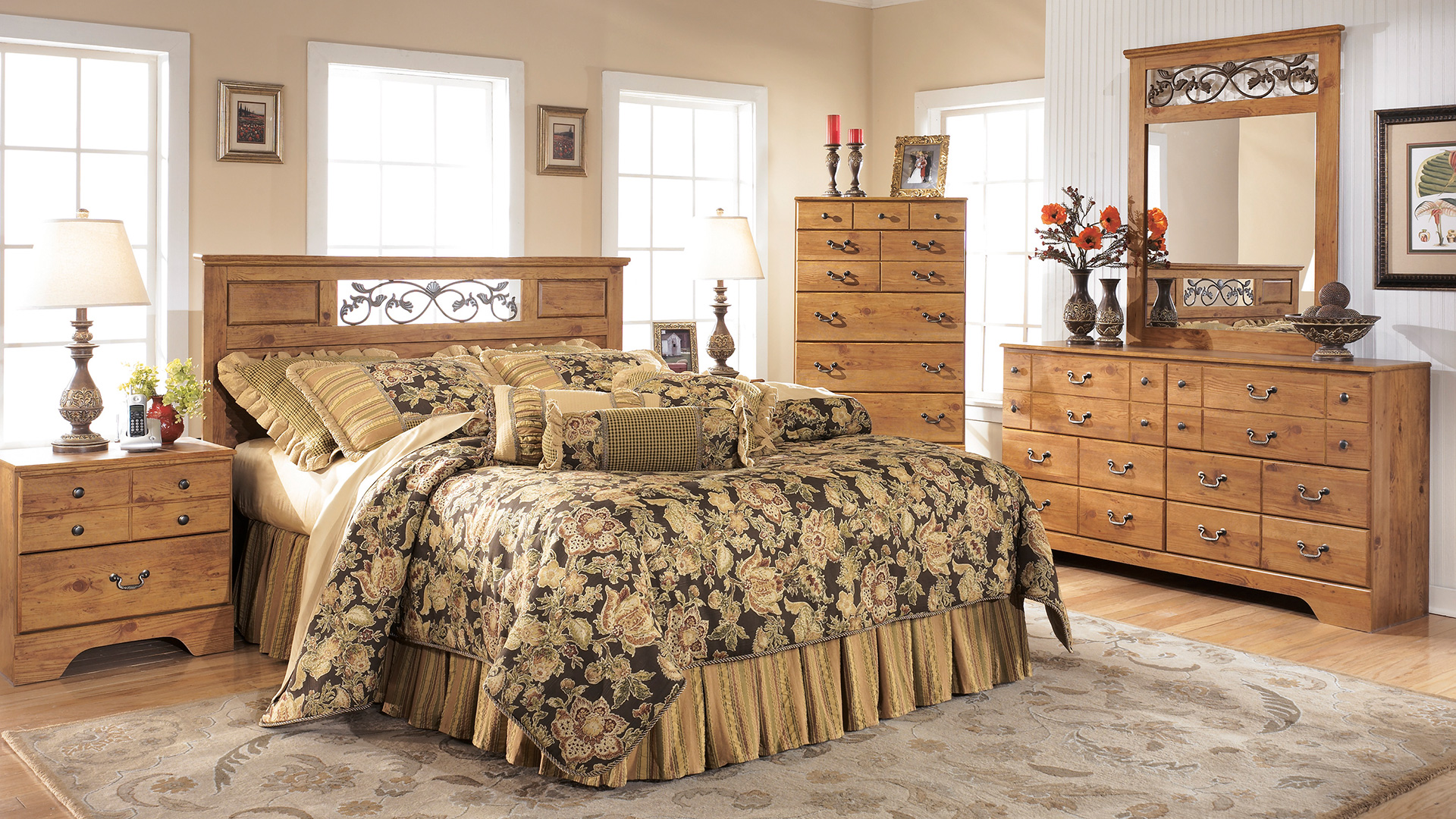 Economy Furniture packages | sherman furniture rental serving new york